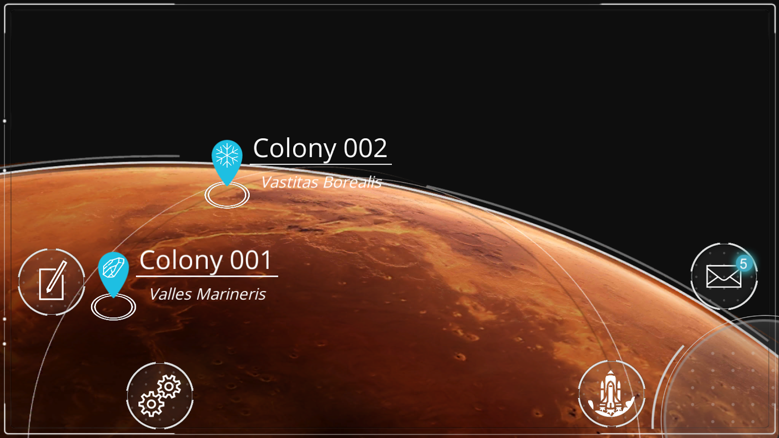 Dawn of Mars Screenshot 5