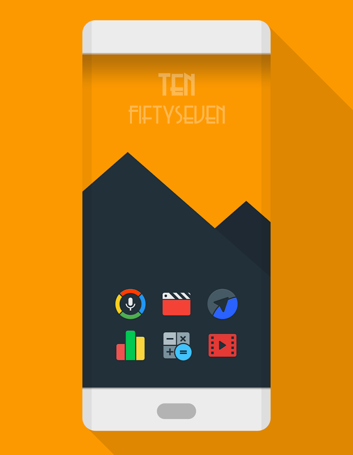 ANTIMATTER - ICON PACK Screenshot 1