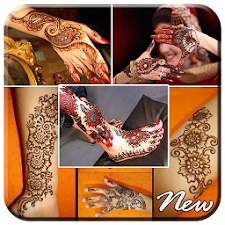 New Mehndi Easy Designs
