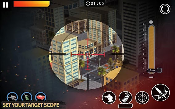 Cover Shoot: Elite Sniper Strike APK screenshot thumbnail 6