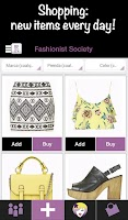 Screenshot of BeINapp - Fashion Trends