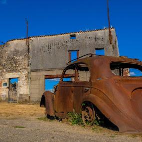 Oradour sur glane by Francky Audouard - City,  Street & Park  Historic Districts (  )