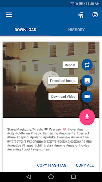 Video Downloader For Instagram By InShot Inc. APK screenshot thumbnail 2