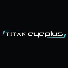Titan Eye Plus, Santoshpur, Santoshpur logo