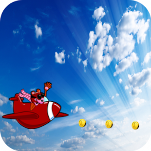 Teddy Airplane To Adventures - screenshot