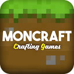 MonCraft Pocket Edition Craft Games Survival Icon