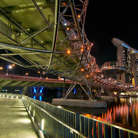 Triple Helix by Donny Koerniawan - Buildings & Architecture Bridges & Suspended Structures
