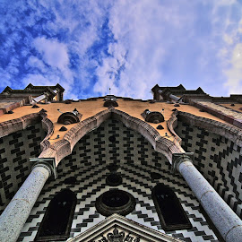 Cattedrale by Vito Masotino - Novices Only Landscapes ( arte, messico, architecture )