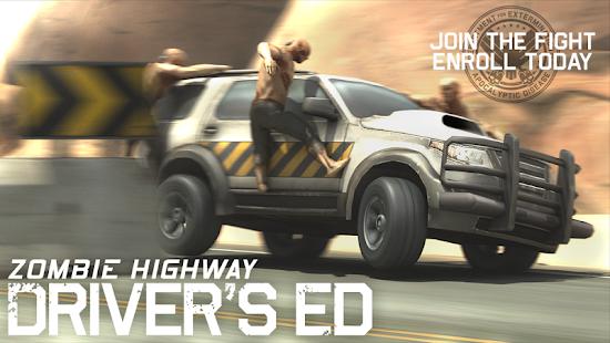 Zombie Highway: Driver's Ed APK for Ubuntu