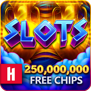 Slots Casino Games God of Sky For PC