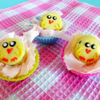 Easter Oreo Chicks