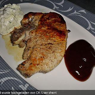 Puree Sauce Steak Recipes
