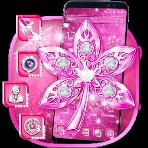 Pink Diamond Rasta Theme For PC