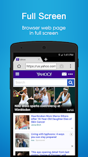 Free Browser 4G APK for Windows 8
