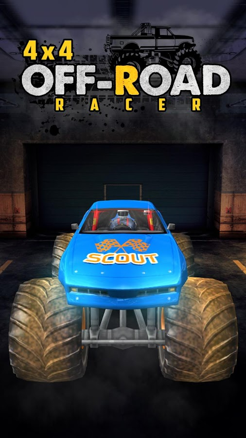 4X4 OffRoad Racer - Racing Games Screenshot 0