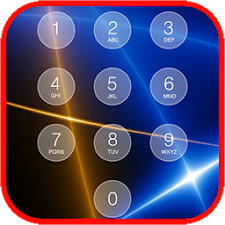 Slide To Unlock - Keypad