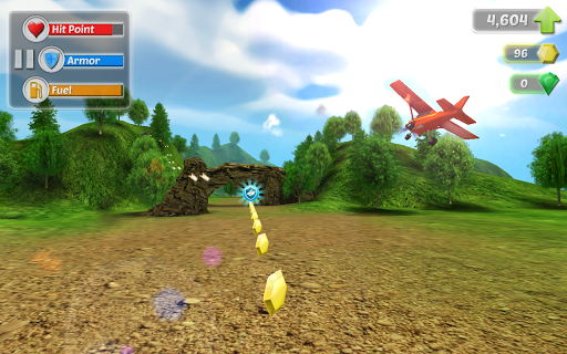Wings on Fire - Endless Flight screenshot 20
