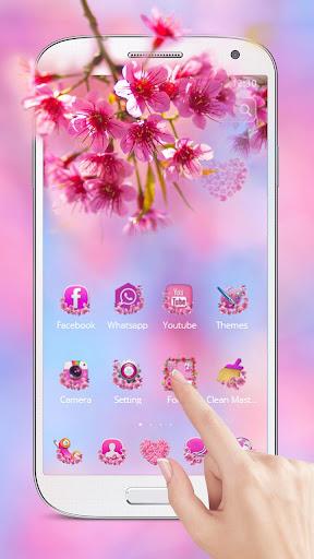 Peach Blossom Theme