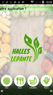 Halles Lepante - screenshot