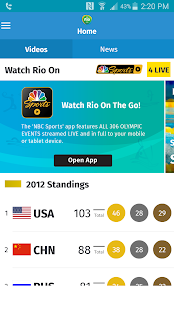 NBC Olympics – News & Results
