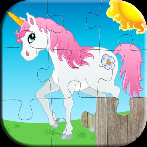 Kids Animals Jigsaw Puzzles 😄 (game)