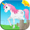 Kids Animals Jigsaw Puzzles APK for Lenovo