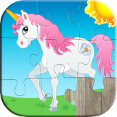 Game Kids Animals Jigsaw Puzzles version 2015 APK