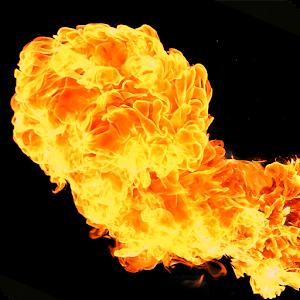 Fire Gun Live Wallpaper APK for iPhone