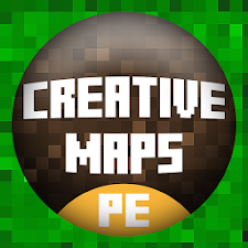 Maps for Minecraft PE Creative