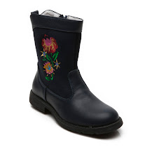 Step2wo Bluebell - Embroidered Boot BOOT