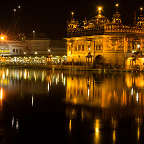 shree darbar sahab(golden temple) by Divnoor Buttar - Buildings & Architecture Places of Worship ( religion, prayer, sikh, sikhism, india, goldentemple )