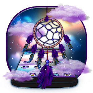 Purple Dream Catcher Theme