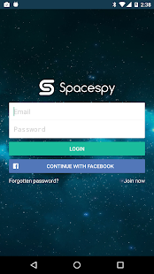 Spacespy - screenshot