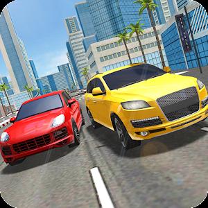 Luxury Cars SUV Traffic Online PC (Windows / MAC)