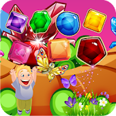 Game 'Jewel Mash 5 Match-3 New!2017 APK for Kindle