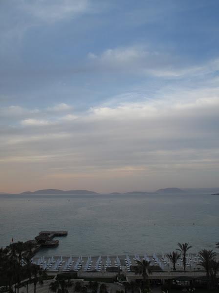 Mediterranean Sea in Çeşme