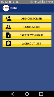 Prefis Gym - screenshot