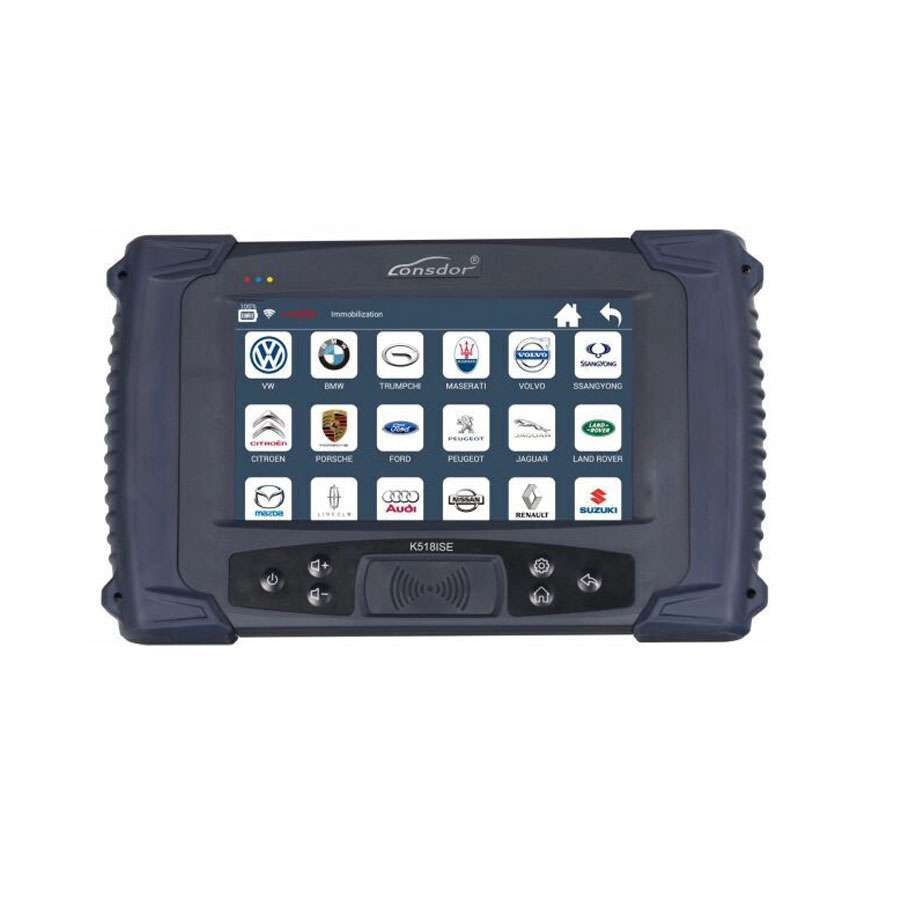 2017 Newest Lonsdor K518ise Key Programmer With Mileage Correction For All Makes Update Online