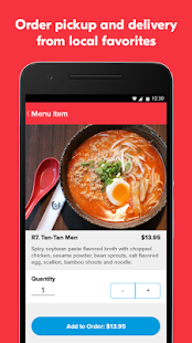 Grubhub Food Delivery/Takeout APK for Bluestacks