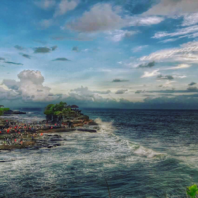 Landscapes  by Chivin Doung - Instagram & Mobile iPhone ( #landscapes #iphone #bali )