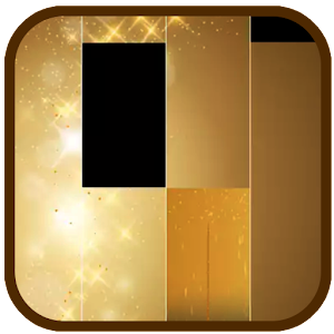 Gold Piano Tiles 2018 For PC