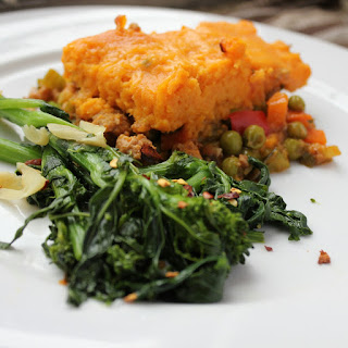 Healthy Sweet Potato Turkey Shepherds Pie Recipes