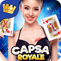 Capsa Royale: Susun,Pulsa Free