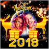 2018 New Year Photo Editor