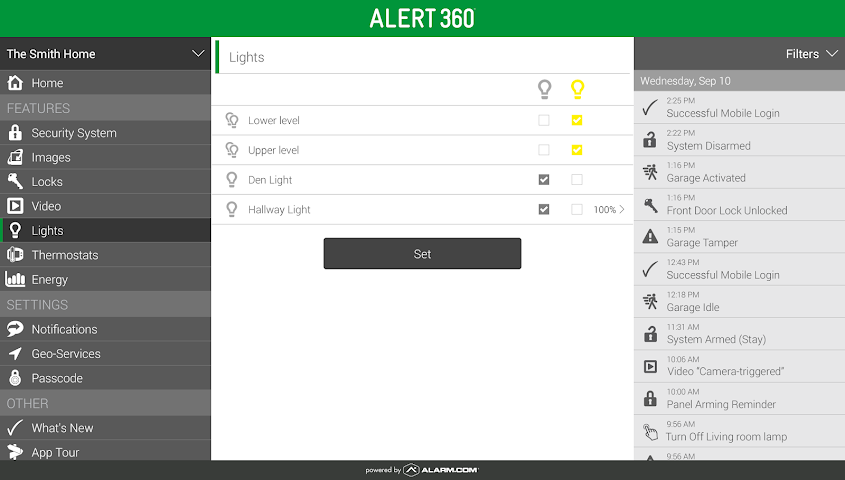 android Alert360 by CSG Screenshot 8