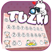 Free Happy TUZKI Theme&&Emoji Keyboard (Authorized) APK for Windows 8