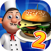 Food Court Fever 2: Super Chef APK for Bluestacks