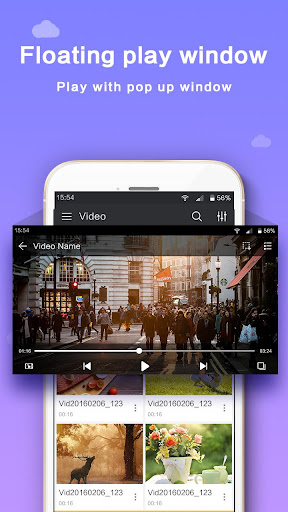 HD Video Player - Media Player screenshot 7