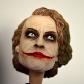 Why So Serious? by Bradley Bath - Artistic Objects Other Objects