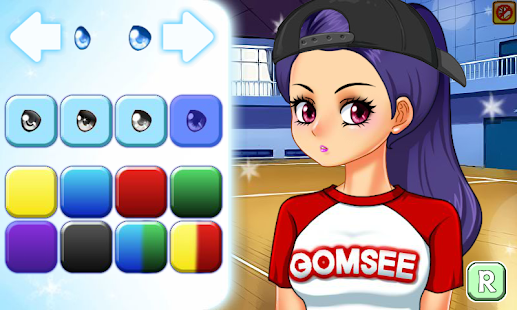 Cheerleader Styling - screenshot